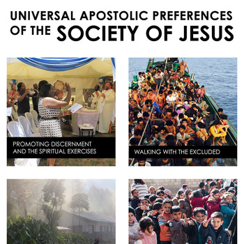 The Jesuits Look Ahead with new Universal Apostolic Preferences