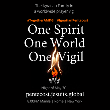 One Spirit. One World. One Vigil.