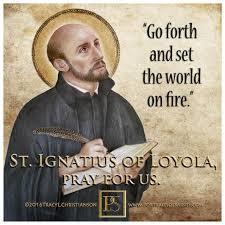 Happy Feast of St. Ignatius!