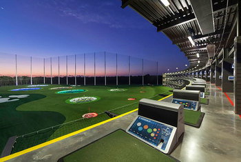 Men's Ministry Annual Social - Top Golf