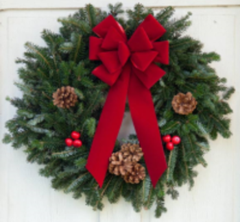 Christmas Wreath Sales - Serra Club