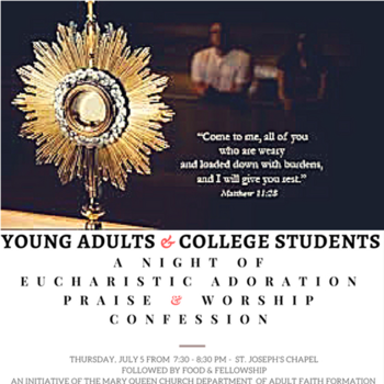 Young Adults & College Students Praise and Worship