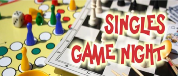 Singles Over 50 - Game Night
