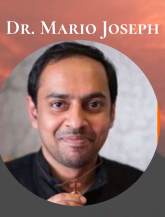 Dr. Mario Joseph Witness Talk