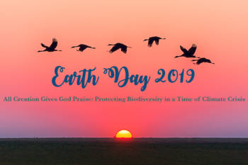 Creation Care Ministry - Earth Day Celebration on April 14th