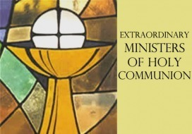 Extraordinary Minister of Holy Communion - New Minister Training