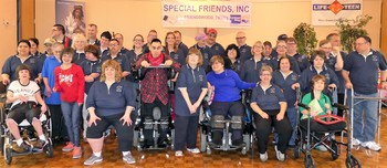 Special Friends Spaghetti Dinner & Silent Auction