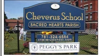Dedication of Peggy's Park