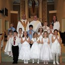 First Communion Recipients