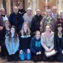 Our Chrism Mass Group at Cathedral of Christ the King - Superior