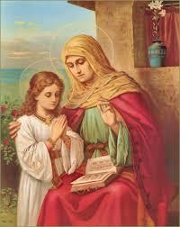 Special Mass for Feast Day of St. Anne