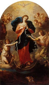 Mary, Undoer of Knots Workshop - Devotion