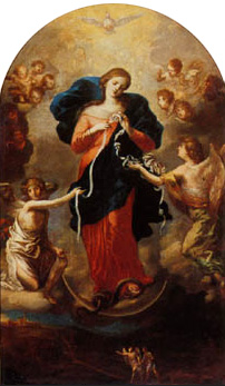 Mary, Undoer of Knots Devotion