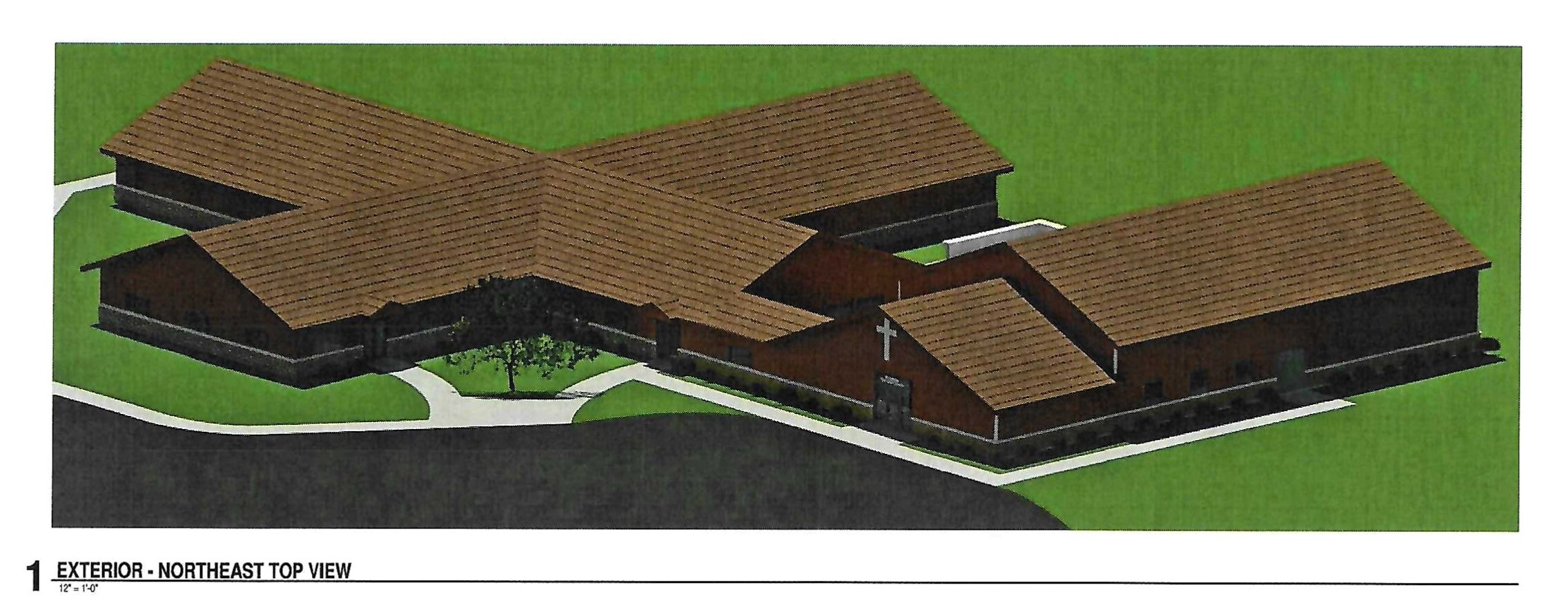 St. Anthony Building Project