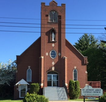 St Anthony the Abbot Church Building  -  Celebration of Life