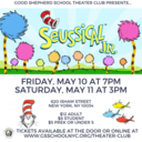 Seussical, Jr. opens next Friday!