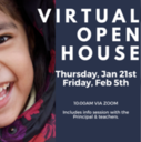 Virtual Open House TODAY!