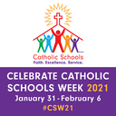 Happy Catholic Schools Week from Superintendent Deegan!