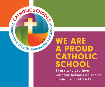 Celebrating Catholic Schools Week