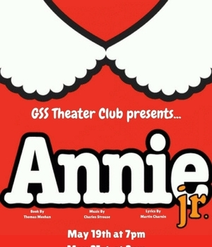 Join us for Annie jr.!