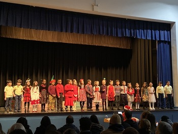 Click for Videos of our Christmas Shows Grades K-8!
