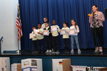 2019 3rd Quarter Honors Assembly