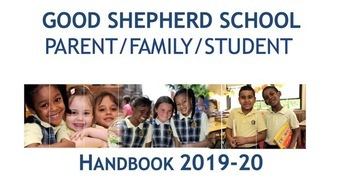 Parent-Student Handbook 2019-2020 Available Here