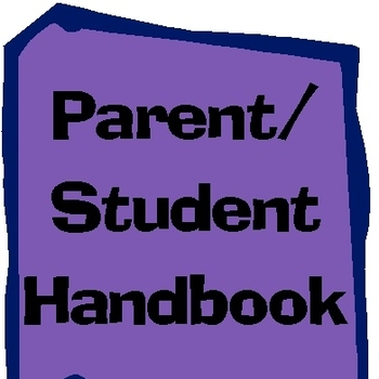 Parent/Student Handbook for 2020-2021 Available