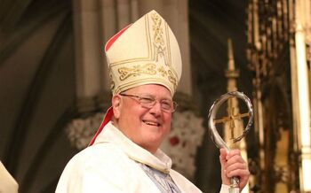 Cardinal Dolan visits GSS on Friday, March 12th