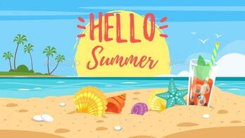 Summer is Almost Here! Please click to view Mrs. Lavery's End-of-Year Letter