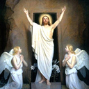 Let every human being listen: Jesus has indeed risen from the dead!