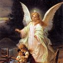 Their Angels are continually in the presence of My Father in Heaven