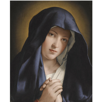 Mary, the masterpiece of God's creation