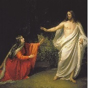 Mary Magdalene, the apostle of the Apostles