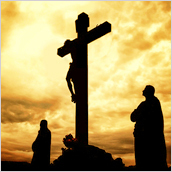 Let us not crucify the Lord again by means of our sins.