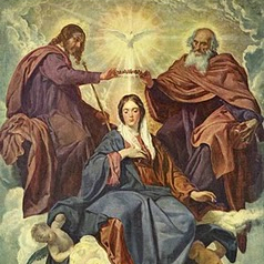 OUR LADY, QUEEN OF HEAVEN