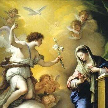 The greatest revelation God could ever give was given to Mary