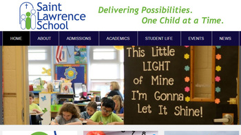 Introducing St. Lawrence School's New Website