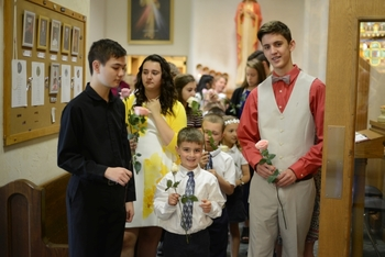 Flood Of Celebrations, Ministries For St. Lawrence Church's 175th Anniversary