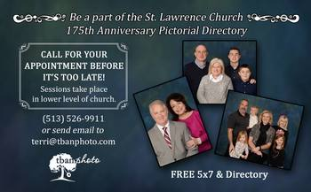 St. Lawrence Parish Directory Photos