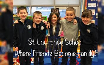 St. Lawrence School Open House Jan. 27