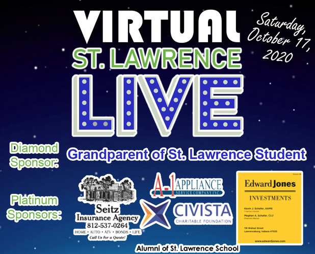 St Lawrence Live save the date