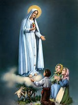 Living Rosary-100th Anniversary of Fatima