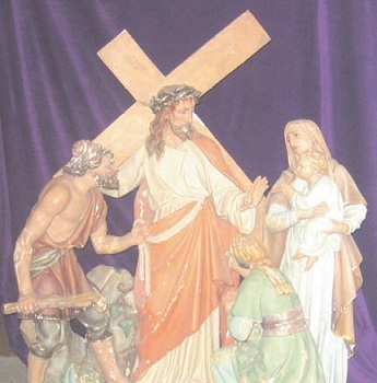 Meditation on the Stations of the Cross