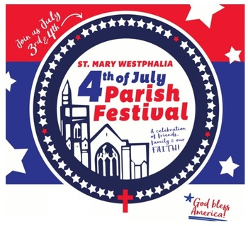 4th of July Parish Festival