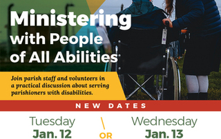 Ministering with People of All Abilities