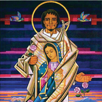 Celebration for Our Lady of Guadalupe and San Juan Diego