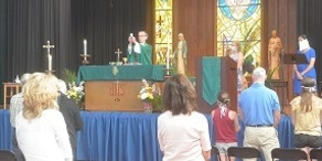 Weekend Masses & All Souls Mass of Remembrance