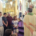 St. Mary of the Angels sends 7 to World Youth Day in Poland