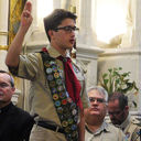 Newest Eagle Scout from St. Mary of the Angels